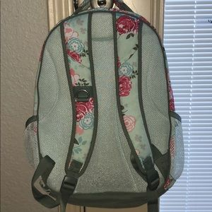 Pottery Barn Kids Bags - Pottery barn floral backpack